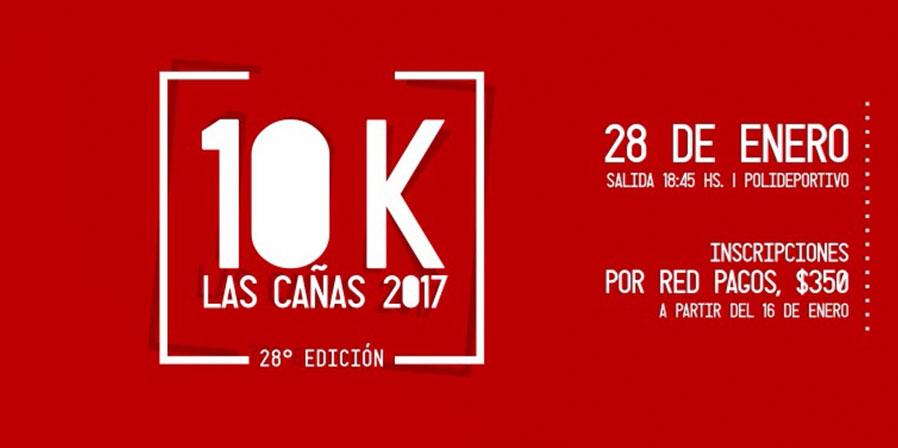 10k - Las Cañas 2017