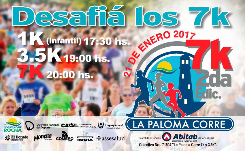 La Paloma Corre 2017