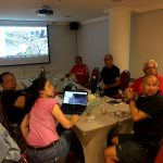 Medidores de circuitos atléticos en Uruguay