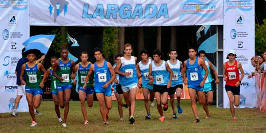 Competencia de Cross Country/Selectivo a Campeonato Sudamericano 2017