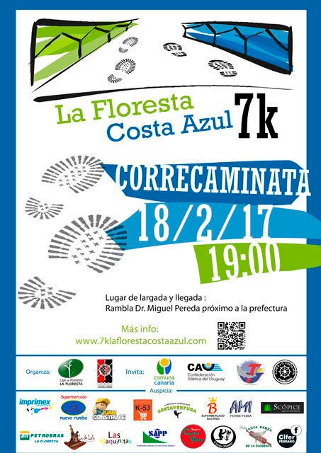 7k La Floresta - Costa Azul