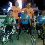 Ganadores La Floresta - Silla de ruedas
