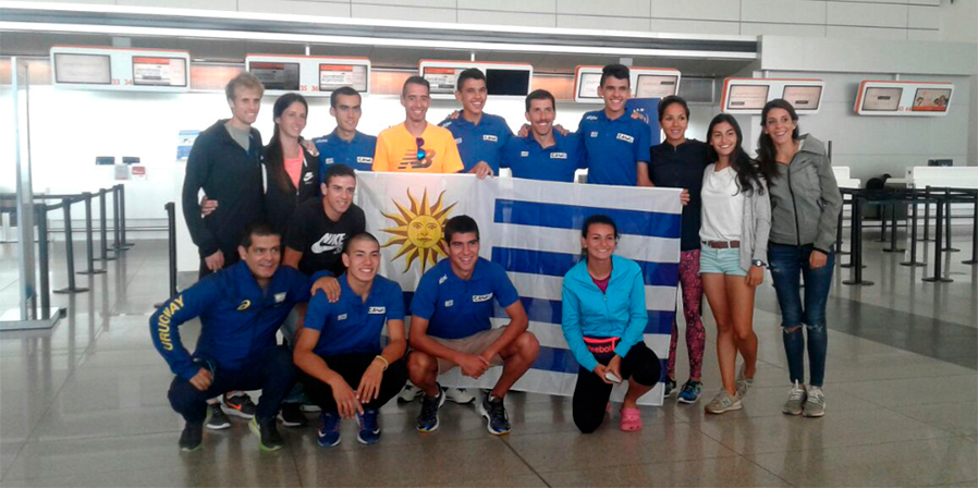 Selección uruguaya de Cross Country