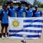 Uruguay en el Sudamericano de Cross Country 2017