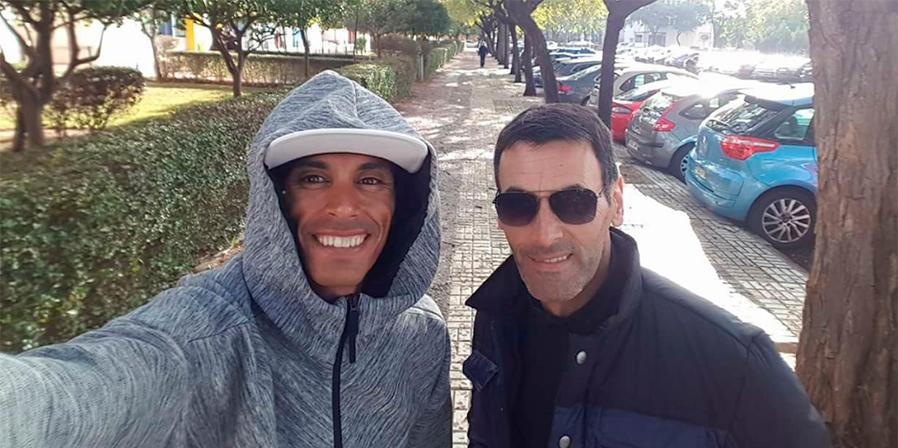Zamora corre en Sevilla