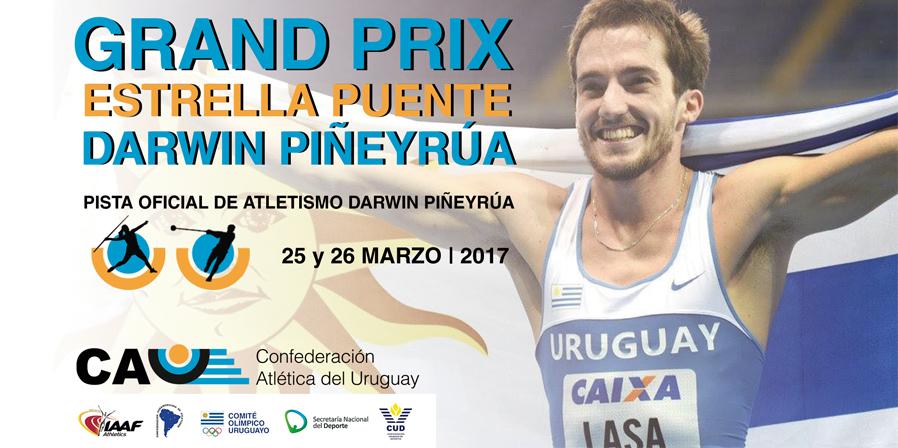 Se vienen los Grand Prix Estrella Puente y Darwin Piñeyrúa