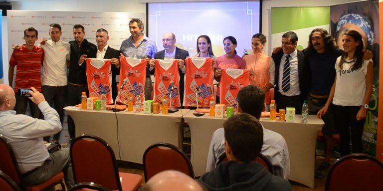 Lanzamiento de la Corré Montevideo y Sudamericano de Medio Maratón.